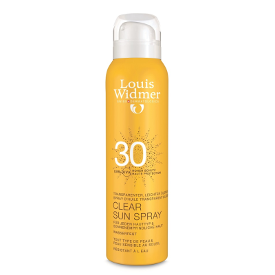 LW Clear Sun Spray 30 perf 125 ml