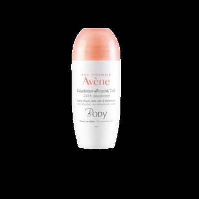 Avene 24 Hr deodorant 50 ml