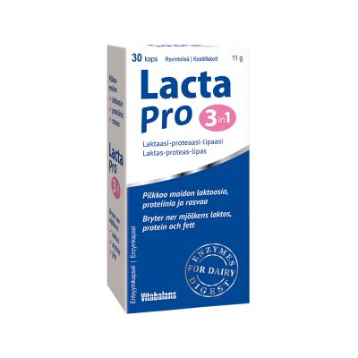 Lacta Pro 30 kaps