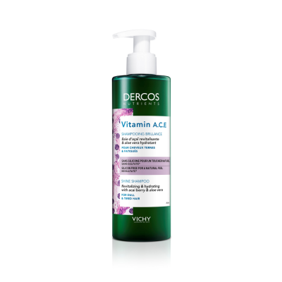 Vichy Dercos Nutrients Vitamin -Sh 250 ml