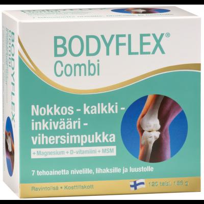 BODYFLEX COMBI  X120 TABL / 156 G
