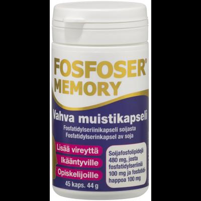 FOSFOSER MEMORY X45 KAPS / 44 G