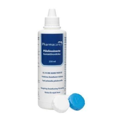Pharmacare Piilolinssineste + kotelo 250 ml