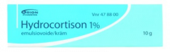 HYDROCORTISON 1 % emuls voide 10 g
