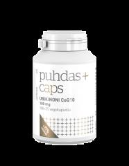 Puhdas+ Caps Ubikinoni 100 mg X100+25 kaps