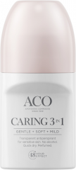 ACO BODY DEO CARING 3 IN 1 P. 50 ML